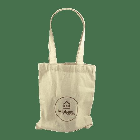 Sac coton tote bag pour bijouterie à personnaliser