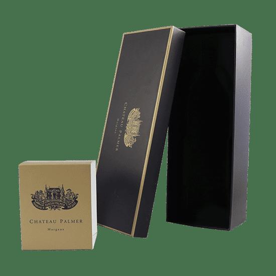 Boîte pour bouteille de champagne personnalisé