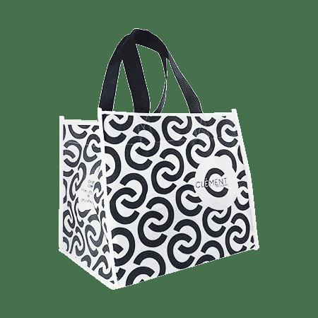 sac réutilisable publicitaire pour chocolatier