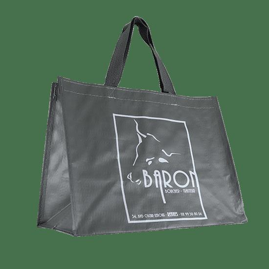 sac cabas publicitaire personnalisé traiteur