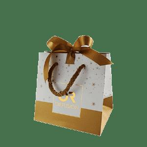 sac dorée à personnaliser