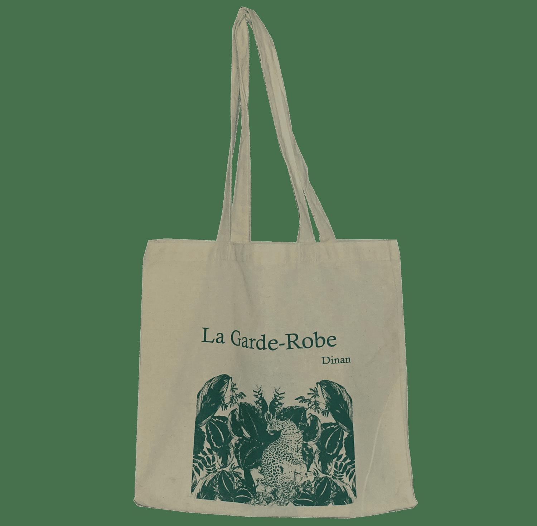 Personnalisation de tote bag coton pour professionnel