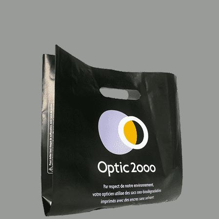 Sac plastique personnalisé Optic 2000