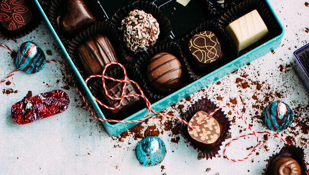 Boîte de chocolat