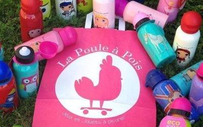 L'original partenariat avec La Poule à Pois