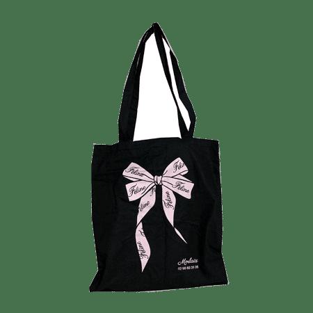 Tote bag publicitaire personnalisé pour boutique