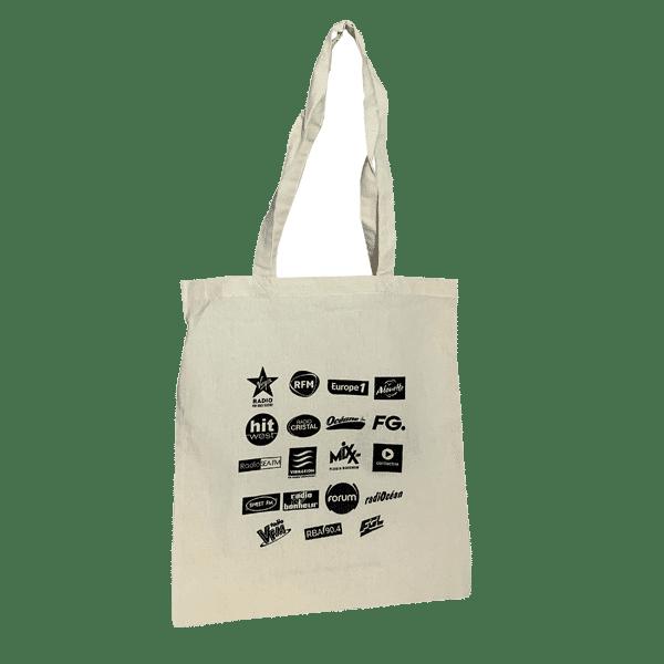 Sac coton personnalisable événement professionnel