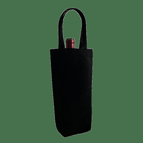 Porte bouteille de vin oersonnalisé en coton