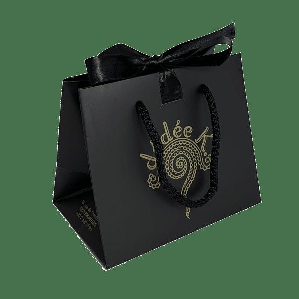sac papier haut de gamme pour magasin
