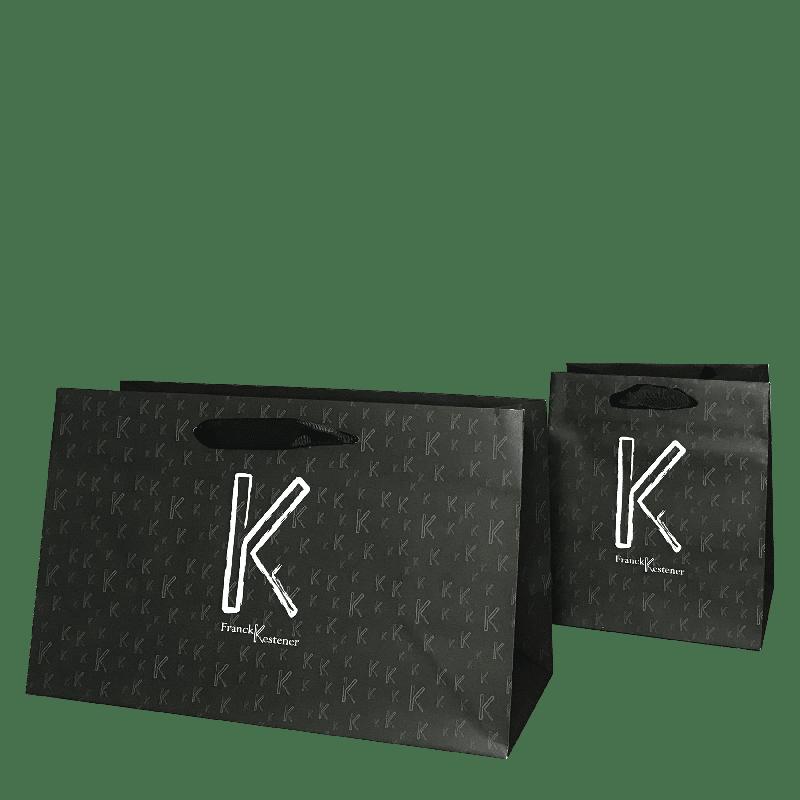 sac papier personnalisé chocolatier