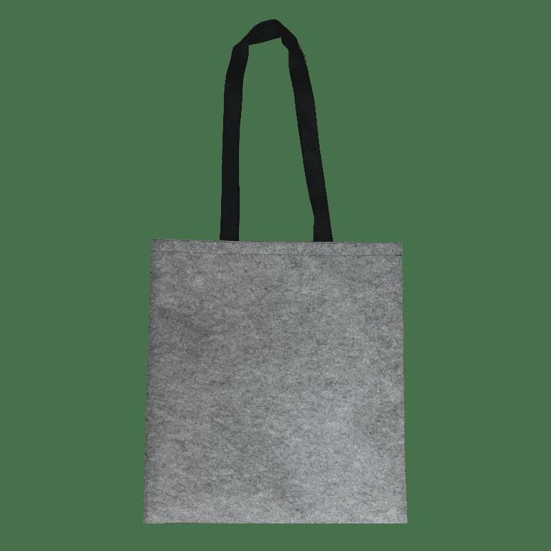 Tote bag feutrine personnalisable avec logo pour professionnel