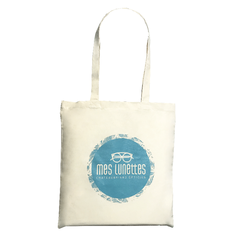 Tote bag personnalisable logo